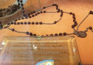 Rosary used by Bl. Seelos