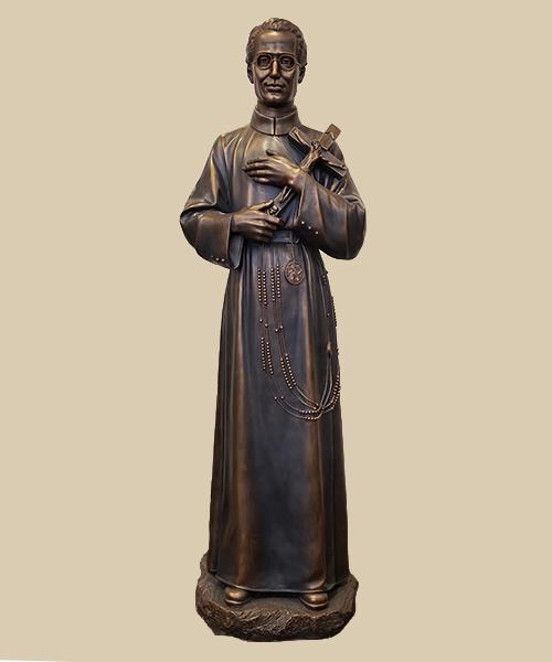 Photo of 36″ Bronze Seelos Garden Statue
