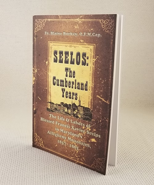 "Photo of ""Seelos: The Cumberland Years"" Book"