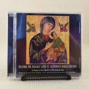 Praying the Rosary with St. Alphonsus CD
