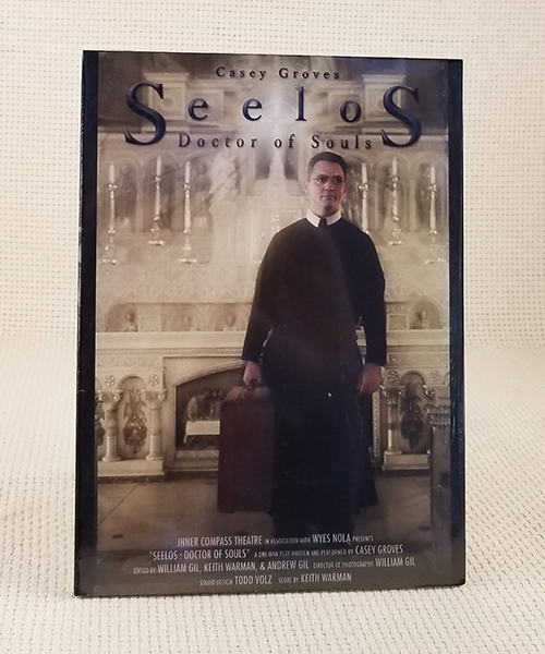 "Photo of ""Seelos: Doctor of Souls"" DVD"