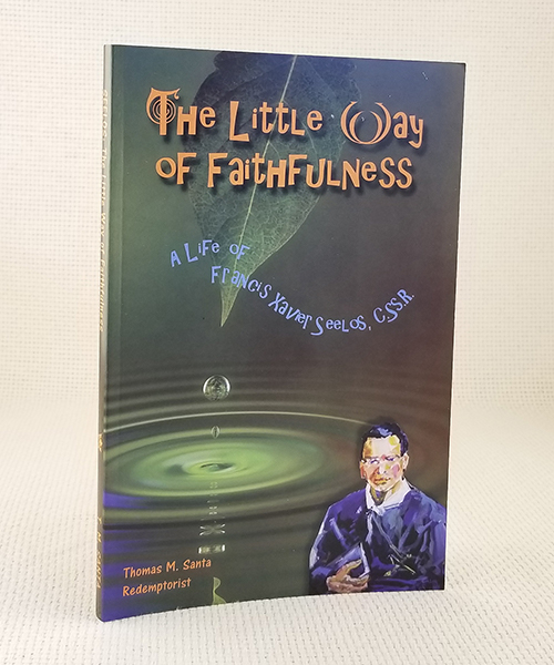 "Photo of ""The Little Way of Faithfulness"" Book"