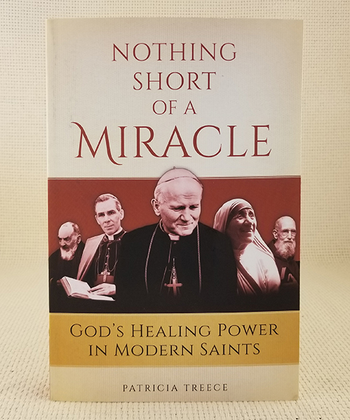 "Photo of ""Nothing Short of a Miracle"" Book"