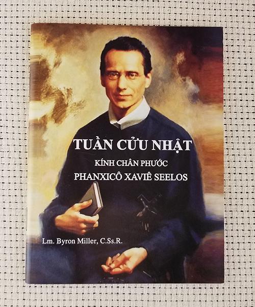 """Photo of """"Tuần Cửu Nhật Kính Chân Phước Phanxicô Xaviê Seelos"""" Novena"""