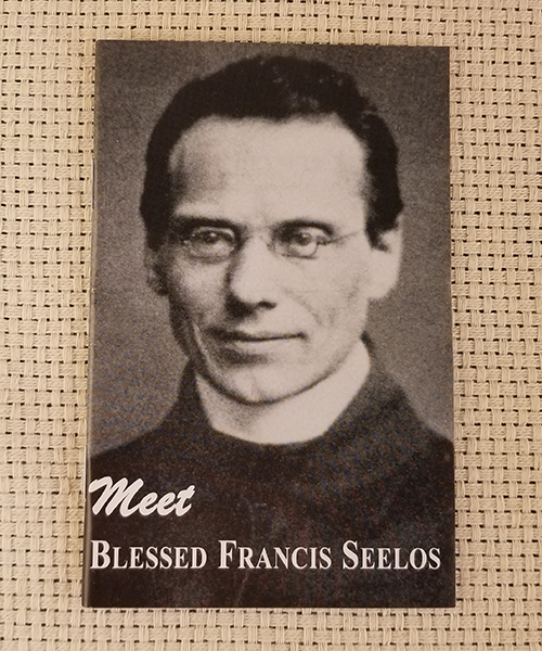 "Photo of ""Meet Blessed Francis Seelos"" Pamphlet"