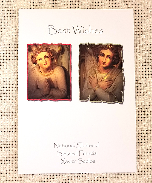 "Photo of ""Best Wishes"" One Year Mass Remembrance"