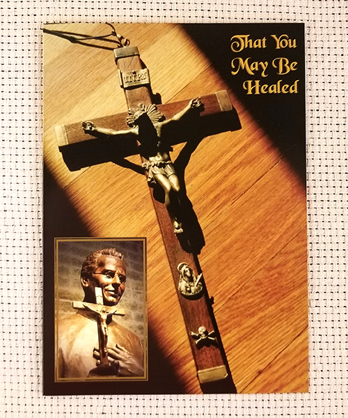 "Photo of ""That You May Be Healed"" One Year Mass Remembrance"