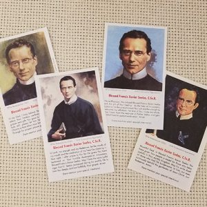 Seelos Paper Prayer Cards 100-Pack
