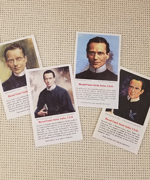 Photo of Paper Prayer Cards 100-Pack