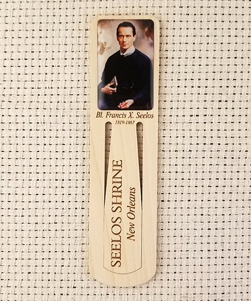 Photo of Wooden Bookmark
