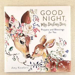 Good Night My Darling Dear book