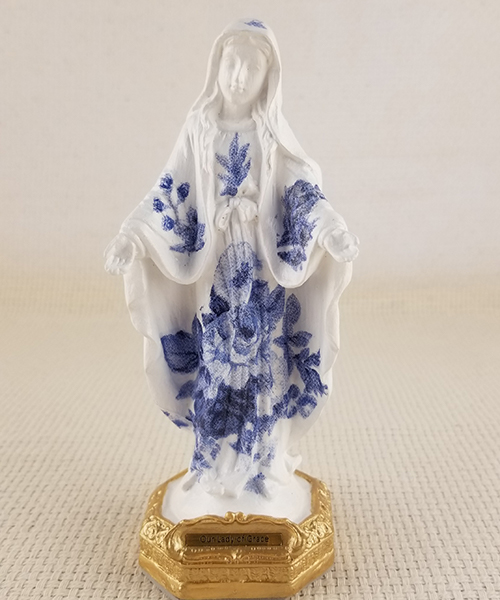 Photo of Small Our Lady of Grace Statue