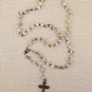 Seelos Job's Tears seed rosary