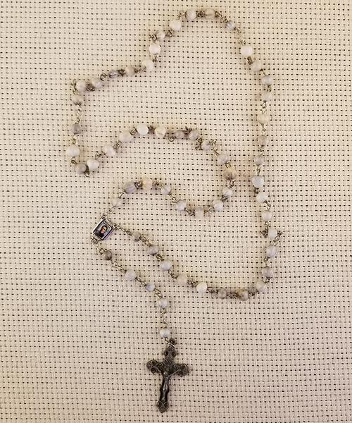 Photo of Job's Tears Seed Rosary