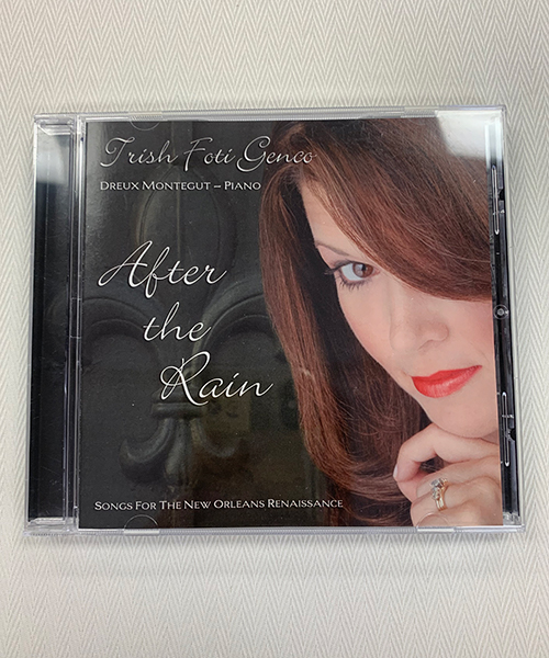 """Photo of """"After the Rain: Songs for the New Orleans Renaissance"""" CD"""