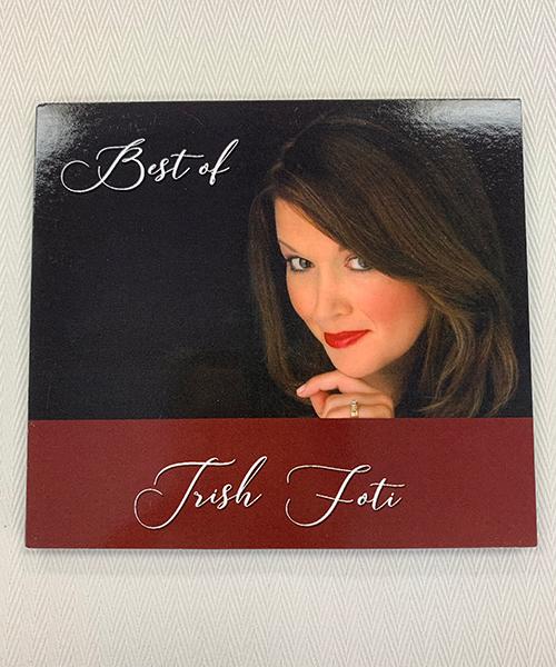 "Photo of ""Best of Trish Foti"" CD"