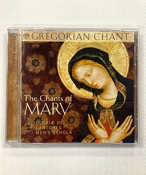 """The Chants of Mary"" CD"