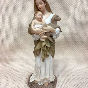 L'Innocence Madonna and Child statue